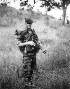 Tiger Force soldier ~ Vietnam War