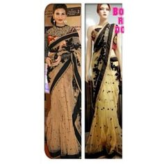 Bollywood Replica - Bollywood Sarees by MIA