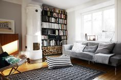 """Preciosa vivienda, un estilo genial. """"Decoración nórdica - vintage con carácter"""""""