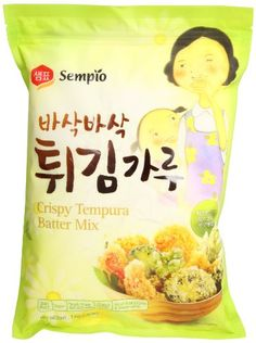 Sempio Crispy Tempura Batter Mix 22 Pound Pack of 10 >>> Check out the image by visiting the link.(This is an Amazon affiliate link and I receive a commission for the sales)