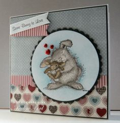 House-Mouse & Friends Monday Challenge: We are showing some *LOVE* for Challenge #HMFMC162