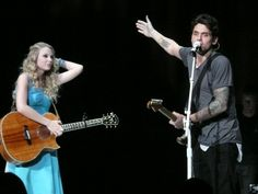 John Mayer Claims Taylor Swift Picked on Him