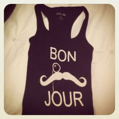 Mustache fashion shirt from Love Culture