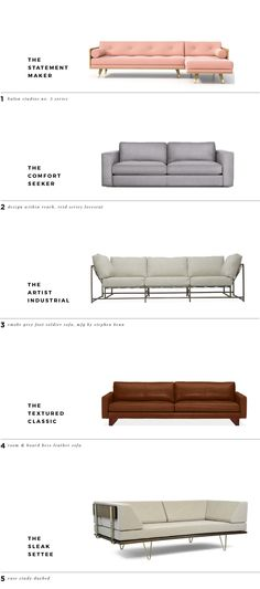 5 Series Sectional Featured In The American Editu0027s Best American Made Sofas