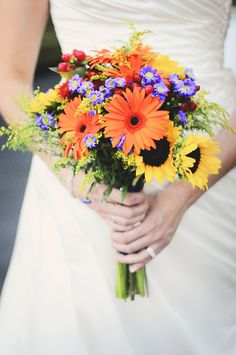 Rustic fall weddings are the best aren't they? And when a country setting complete with a barn surrounded by apple orchards is in the mix, you have one gorgeous Wedding Arch Flowers, Wedding Ceremony Arch, Wedding Bouquets, Wedding Dresses, Country Wedding Photos, Rustic Wedding, Nautical Wedding, Orange Wedding Colors, Yellow Wedding