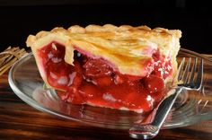 Scrumptious Pie Recipe: Home Made Tart Cherry Pie http://12tomatoes.com/2015/02/scrumptious-pie-recipe-home-made-tart-cherry-pie.html