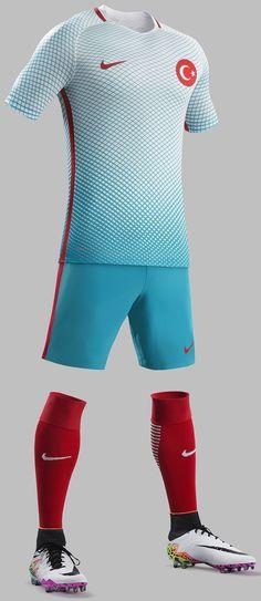 Nike apresenta as novas camisas da Turquia - Show de Camisas