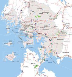 Whole of Sasebo City Sasebo Japan, Go To Japan, Nagasaki, City, Cities