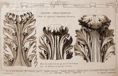 A. Raguenet, Documents d'Architecture