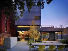 Rezidence, Wheeler Kearns Architects