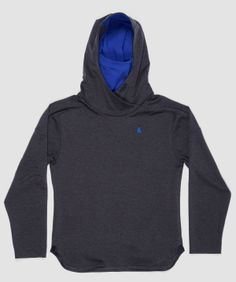 Urban ninjas favourite hoodie for leisure times!interior chin guardoversize, adjustable contoured, crossed hood with cord inside with labeled leather le. Hooded Jacket, Hoodies, Concrete, Sleeves, Sweaters, Leather, Jackets, Collection, Men