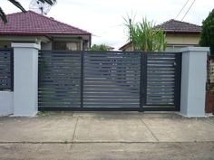 78 Best Sliding Gates Images Gate Automatic Sliding