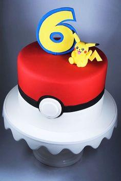 Brilliant Picture of Pokemon Birthday Cake Pokemon Birthday Cake Eves Fika Pokmon Birthday Cake Pokmontrta cake wedding cake kindergeburtstag ohne backen rezepte schneller cake cake Pokemon Birthday Cake, Pokemon Cupcakes, Pikachu Cake, 6th Birthday Cakes, Cupcake Birthday Cake, Pokemon Party, 6th Birthday Parties, Birthday Cake For Kids, Poke Pokemon