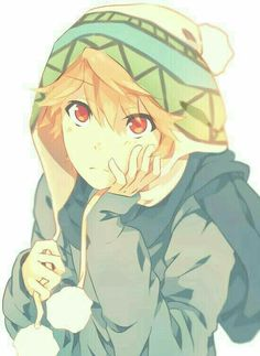 Yukine // Aww he looks sooo adorable ❤
