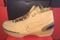 e81581e002d6e Nike Air Zoom Generation ASG Wheat Dropping On All-Star Weekend The Nike  Air Zoom
