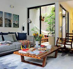 blog de decoração - Arquitrecos: Rede na sala...Eu gosto e você?!!