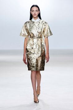 Giambattista Valli at Paris Fashion Week Spring 2013 - StyleBistro