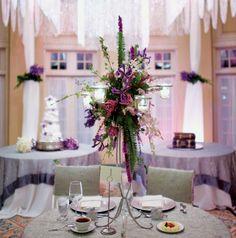 Photo: J Roe Photography ~ Decor:  Darryl & Co. #tablescapes #weddingdecor