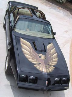 '79 Pontiac Trans Am! I still miss my '81. It was originally a Turbo Trans Am (said so on the firewall).