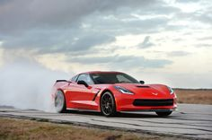 Twin Turbo Hennessey HPE700 Corvette Stingray: Photos