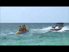 2015 Beaches Negril Banana Boat