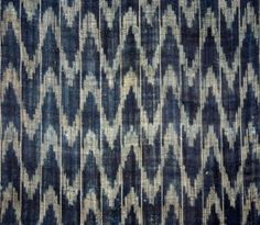 traditional japanese textile - similar to ikat