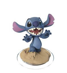 Disney Infinity 2.0 Figure: Stitch (Wave 2, Toy Box Only, Sold Separately or in Toy Box Starter Pack)