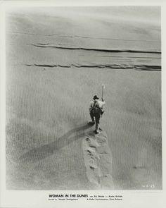 Woman in the Dunes, Hiroshi Teshigahara, 1964