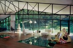 Atelier Jean Paul Riopelle – Galerie Philippe Gravier - Saint-Cyr-sur-Arthies – 2004