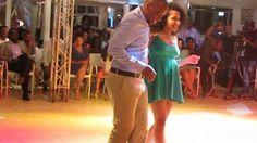 KIZOMBA NATION: Yäir Fatal and Chalianna L. show in ESPAÇO VERDE CAXINDE...