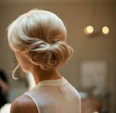 Up-Do | Chic Chignon #pmtsmboro #paulmitchellschools #hair #ideas #trendy #classy #hairstyle