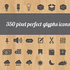 350 Free Vector Web Icons Shapes (Icons) | Custom Shapes for Photoshop