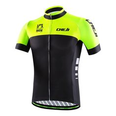 [FREE SHIPPING!] 2017 Short Sleeve Cycling Jersey / Quick-Dry Breathable / Race Fit Anti-Sweat Fabric