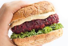 Beet and Quinoa Veggie Burgers [Vegan, Gluten-Free] | One Green Planet