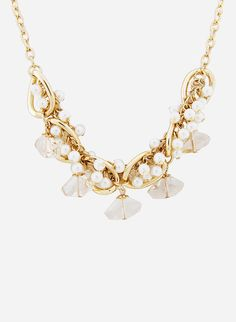 Gold & Pearl Sydney Necklace