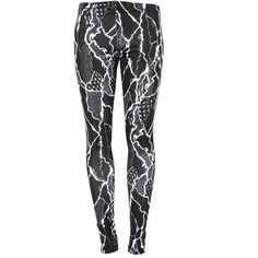 Mcq Alexander Mcqueen Lightning Lace Leggings ($120) ❤ liked on Polyvore featuring pants, leggings, white stretch pants, stretch leggings, lace leggings, stretchy leggings and stretch pants
