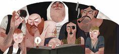 Donde Viven Los Monstruos: LIJ: Un poco de literatura juvenil...