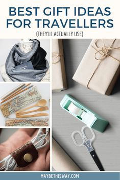 Shopping for your favourite traveller? Check out this travel gift guide for 14 of the best travel gifts! Not just travel-themed gifts, but gift they'll really want to bring with them! Travel Deals, Travel Guides, Travel Tips, Travel Articles, Travel Hacks, Best Travel Gifts, Best Gifts, Travel Gadgets, Travel Themes