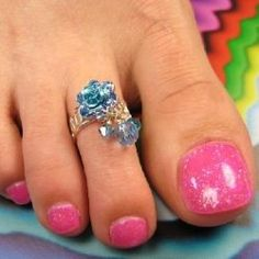 Gel Nail Pedicure at Home.    If you want beautiful nails but do not have the time or inclination to visit a spa then read this article....