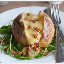 Herzhafte Ofenkartoffeln