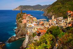 Vernaza la Spezia. Cinque terre. AFAR.com Highlight: Sitting on top of the world...in the Cinque Terre by Lynne Nieman