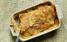 Sweet Potatoes Au Gratin Recipe | http://aol.it/1rfj7au