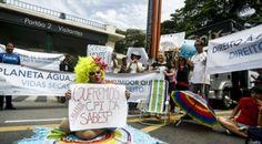 Sao Paulo está al borde de un drástico racionamiento de agua, dice autoridad