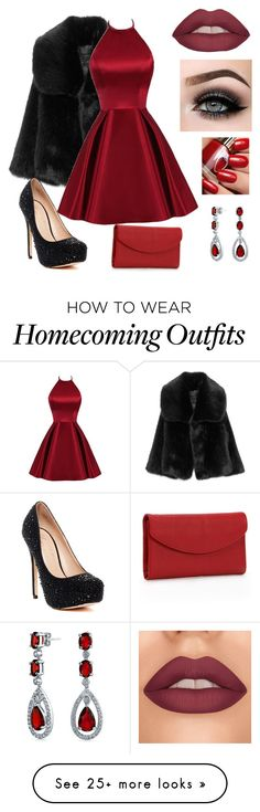 """""""Statement Coat"""" by curlyhead23 on Polyvore featuring Lauren Lorraine, ASAP, Bling Jewelry, Dopp and statementcoats"""