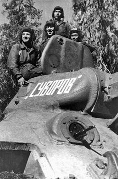 Т-34 Суворов