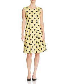 fa11e08b771 HOBBS LONDON Nova Polka Dot Dress - 100% Exclusive Women - Bloomingdale s