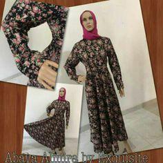 Saya menjual Abaya Almira bahan katun jepang, dingin, nurshing friendly, wudlu friendly, rok model umbrella seharga Rp430.000. Dapatkan produk ini hanya di Shopee! https://shopee.co.id/exquisite.beautyhijab/265904159/ #ShopeeID