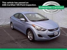 2013 Hyundai Elantra, 41,499 miles, $14,799.