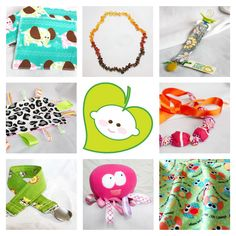 Teetoo: Green Leaf Baby Giveaway.  Enter to win a $20 store credit for the Green Leaf Baby shop! Baby Giveaways, Baby Shop, Handmade Baby, Green Leaves, Baby Toys, Crochet Necklace, Babies, Store, Top Toddler Toys