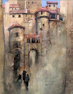 """""""Castelanuovo"""" by John Lovett"""